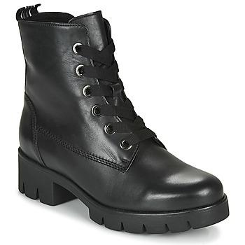 Sapatos Mulher Botins Gabor 5171137 Preto