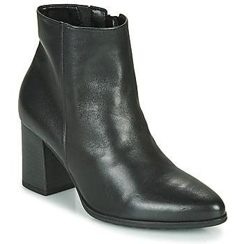 Sapatos Mulher Botins Gabor 5291057 Preto