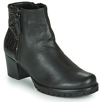 Sapatos Mulher Botins Gabor 5665367 Preto