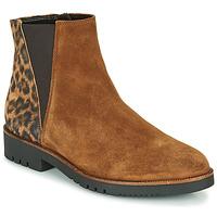 Sapatos Mulher Botins Gabor 5658143 Conhaque