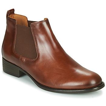 Sapatos Mulher Botins Gabor 5164020 Camel