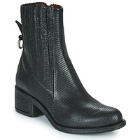 Sapatos Mulher Botas baixas Airstep / A.S.98 OPEA CHELS Preto