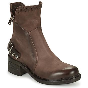 Sapatos Mulher Botas baixas Airstep / A.S.98 NOVA 17 Castanho