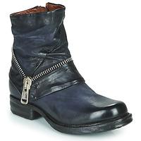 Sapatos Mulher Botas baixas Airstep / A.S.98 SAINT EC ZIP NEW Azul