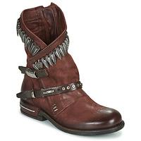 Sapatos Mulher Botas baixas Airstep / A.S.98 TIAL FOGLIE Castanho