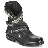 Sapatos Mulher Botas baixas Airstep / A.S.98 TIAL FOGLIE Preto