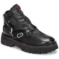 Sapatos Mulher Botas baixas Airstep / A.S.98 NATIVE Preto