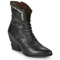 Sapatos Mulher Botins Airstep / A.S.98 TINGET LACE Preto