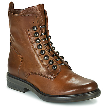 Sapatos Mulher Botas baixas Mjus CAFE STYLE Camel