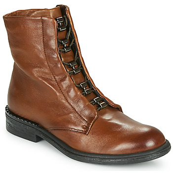 Sapatos Mulher Botas baixas Mjus PALLY Castanho