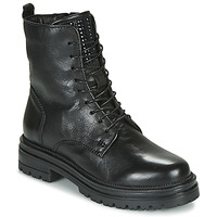 Sapatos Mulher Botas baixas Mjus DOBLE LACE Preto