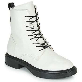 Sapatos Mulher Botas baixas Mjus MORGANA Branco