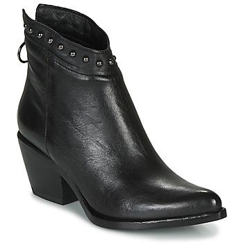 Sapatos Mulher Botins Mjus TEP Preto
