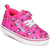 Sapatos Rapariga Sapatilhas com rodas Heelys PRO 20 X2 Rosa