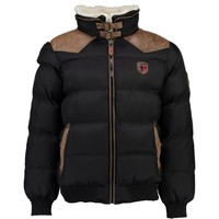 Textil Rapaz Quispos Geographical Norway ABRAMOVITCH BOY Preto