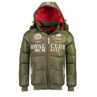 Textil Rapaz Quispos Geographical Norway AVALANCHE BOY Cáqui