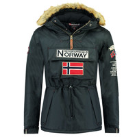 Textil Rapaz Parkas Geographical Norway BARMAN BOY Marinho