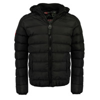 Textil Rapaz Quispos Geographical Norway BOMBE BOY Preto