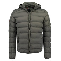Textil Rapaz Quispos Geographical Norway BOMBE BOY Cinza