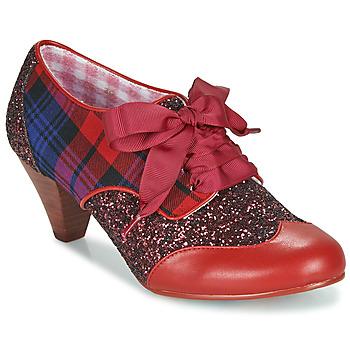 Sapatos Mulher Escarpim Irregular Choice END OF STORY Vermelho / Azul
