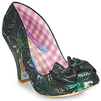 Sapatos Mulher Escarpim Irregular Choice NICK OF TIME Verde
