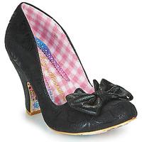 Sapatos Mulher Escarpim Irregular Choice NICK OF TIME Preto