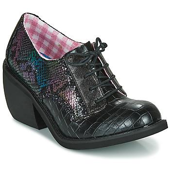 Sapatos Mulher Sapatos Irregular Choice TIPPLE Preto