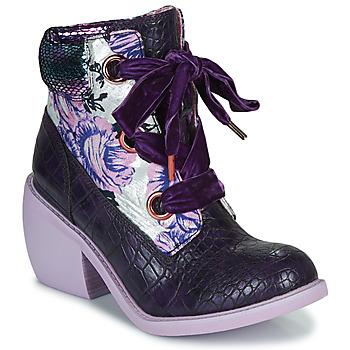 Sapatos Mulher Botas baixas Irregular Choice SCARPER Violeta