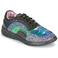 Sapatos Mulher Sapatilhas Irregular Choice JIGSAW Preto