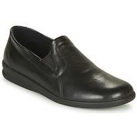 Sapatos Homem Slip on Romika Westland BELFORT 88 Preto