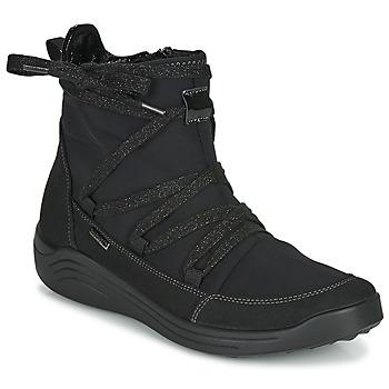 Sapatos Mulher Botas baixas Romika Westland MONTPELLIER 01 Preto