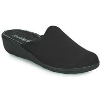 Sapatos Mulher Chinelos Romika Westland AVIGNON 315 Preto