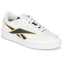 Sapatos Sapatilhas Reebok Classic CLUB C 85 Branco / Preto