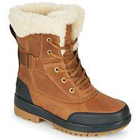 Sapatos Mulher Botas de neve Sorel TORINO™ II PARC BOOT Castanho