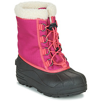 Sapatos Rapariga Botas de neve Sorel YOUTH CUMBERLAND Rosa