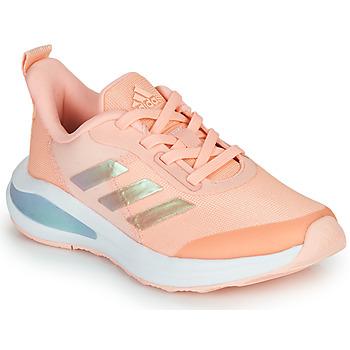 Sapatos Rapariga Sapatilhas adidas Performance FORTARUN  K Rosa