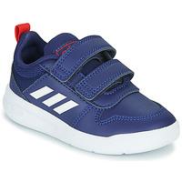 Sapatos Criança Sapatilhas adidas Performance TENSAUR I Azul / Branco