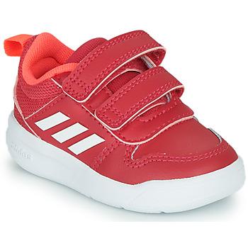 Sapatos Rapariga Sapatilhas adidas Performance TENSAUR I Rosa / Branco