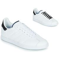 Sapatos Sapatilhas adidas Originals GAZELLE Branco