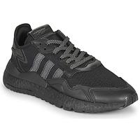 Sapatos Homem Sapatilhas adidas Originals NITE JOGGER Preto