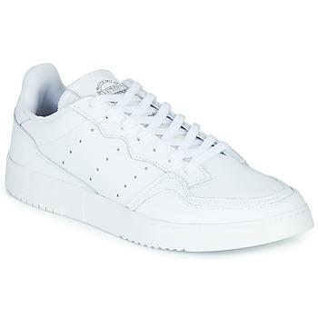 Sapatos Sapatilhas adidas Originals SUPERCOURT Branco