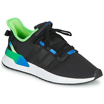 Sapatos Homem Sapatilhas adidas Originals U_PATH RUN Preto / Verde