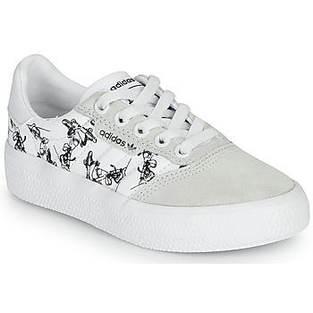 Sapatos Criança Sapatilhas adidas Originals 3MC C X DISNEY SPORT Branco