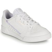 Sapatos Rapariga Sapatilhas adidas Originals CONTINENTAL 80 C Branco / Iridescente