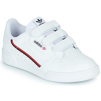 Sapatos Criança Sapatilhas adidas Originals CONTINENTAL 80 CF C Branco