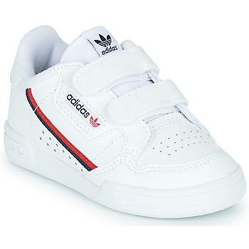 Sapatos Criança Sapatilhas adidas Originals CONTINENTAL 80 CF I Branco