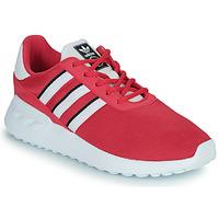 Sapatos Rapariga Sapatilhas adidas Originals LA TRAINER LITE C Rosa