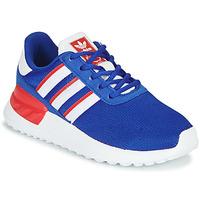 Sapatos Rapaz Sapatilhas adidas Originals LA TRAINER LITE C Azul