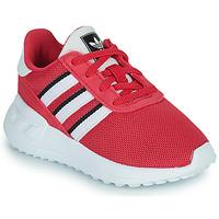 Sapatos Rapariga Sapatilhas adidas Originals LA TRAINER LITE EL Rosa
