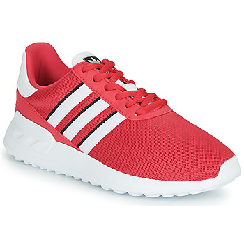 Sapatos Rapariga Sapatilhas adidas Originals LA TRAINER LITE J Rosa